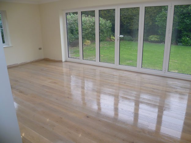 Osmo oil finish engineered wood