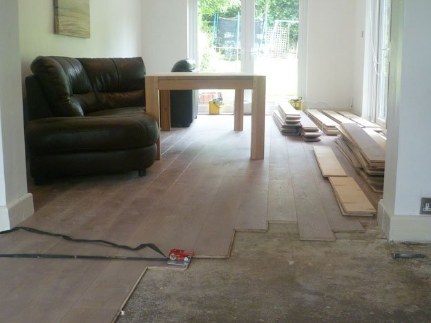 Pinner Moscow Engineered wood flooring