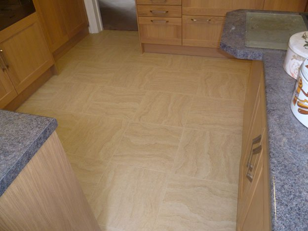 Sandstone Spacia flooring